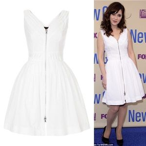 Topshop Dresses - Kate Moss TOPSHOP dress cotton dobby sundress 4